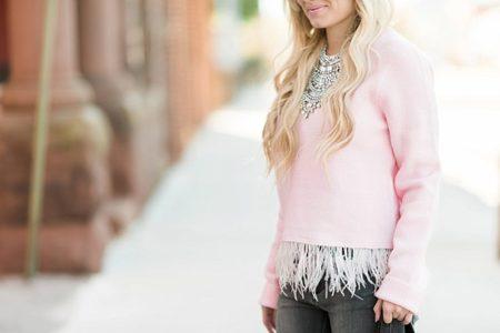 Pink x Grey